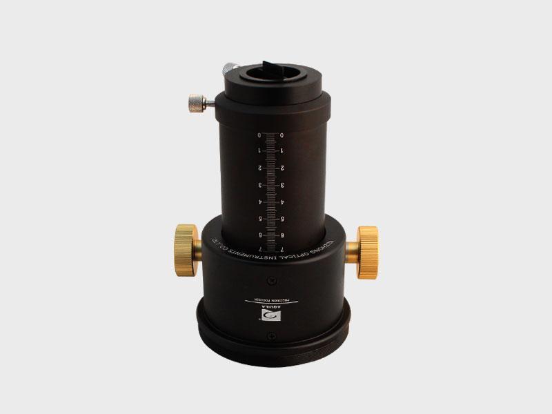 "2"" Single-Speed Refractor Telescope Focuser Manual Focus W/ 1.25"" Adapter"