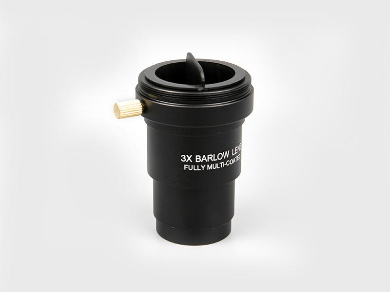 "1.25"" 3X Barlow Single Lens"