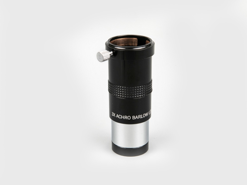 "1.25"" 3X Barlow Lens without T adapter"