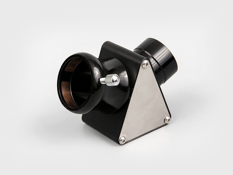 "1.25""  45-degree Correct-Image Prism Diagonal Fully Metal for Refractor Telescop"