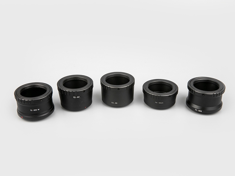 T2 T Mount Lens to M4/3 Micro Four Thirds Micro 4/3 M43 Adapter