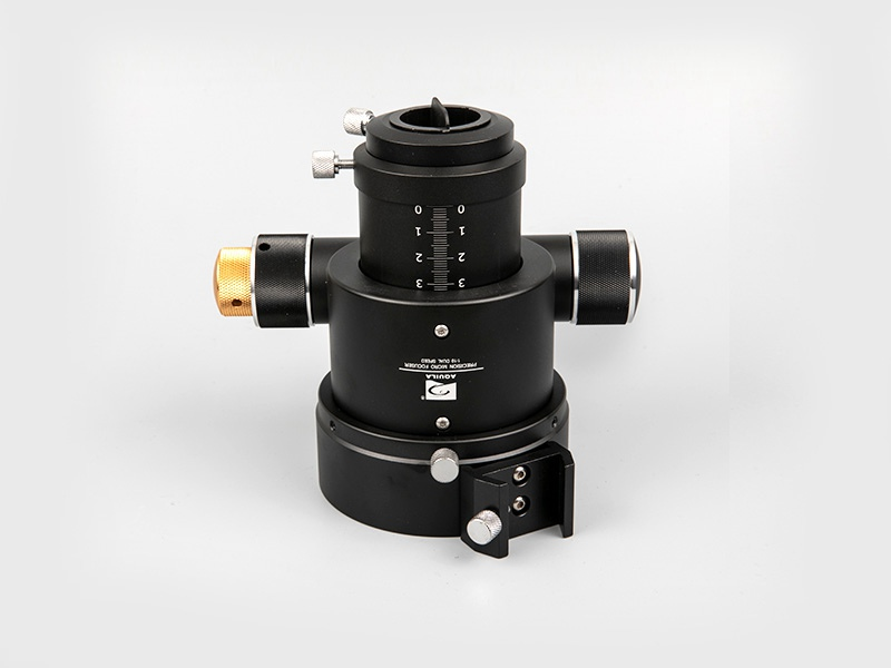 "2"" 360 Degree Rotating Dual-Speed Focuser for Refractor Telescope"