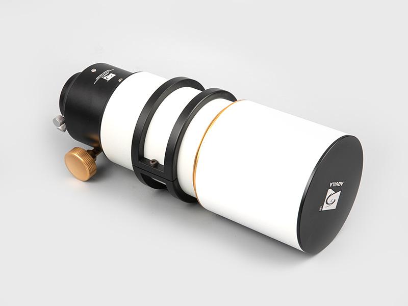 F40080 Refractor Telescope with Single Speed Focuser 80400D