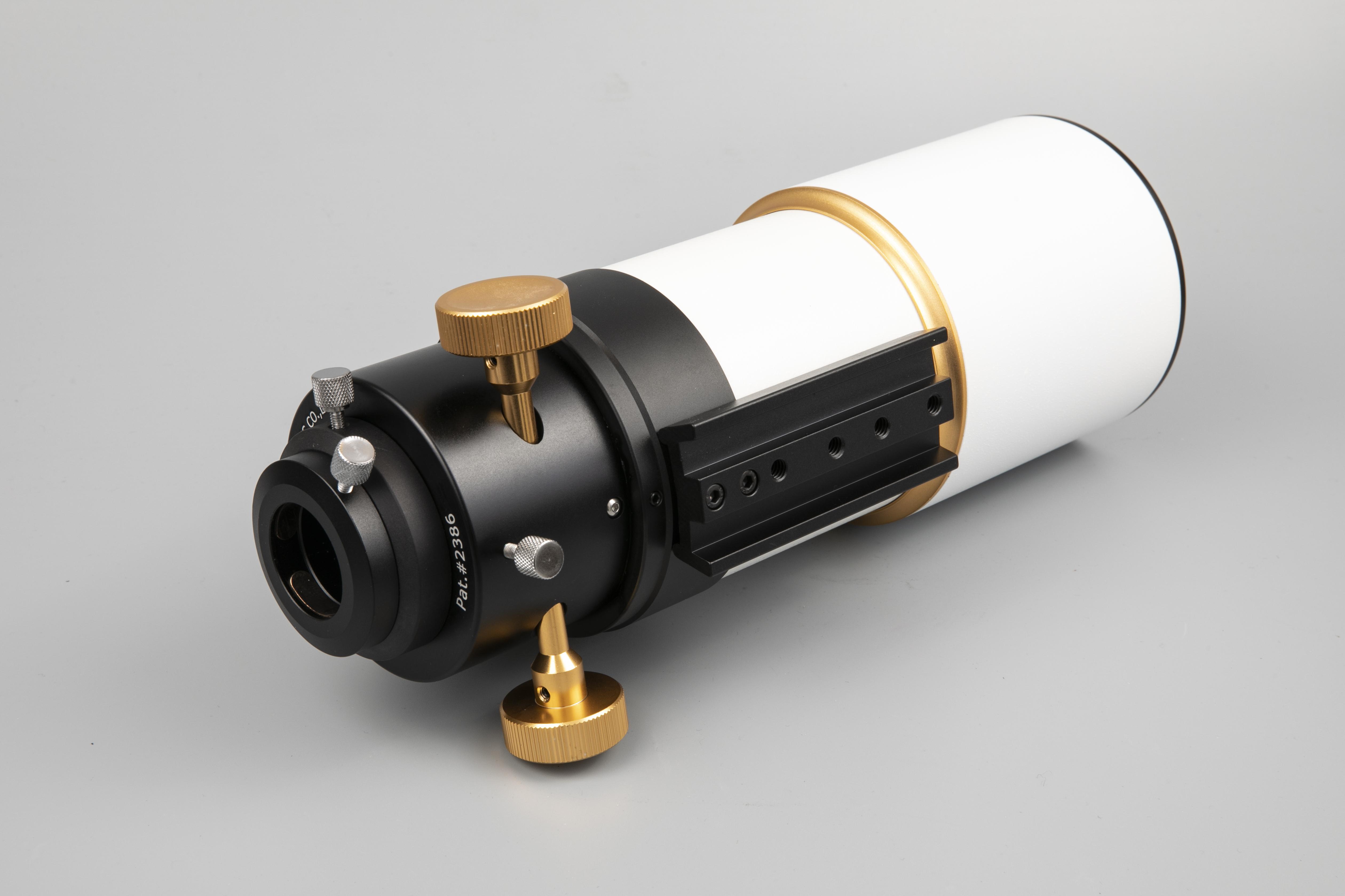 How to avoid shaking the hand-held telescope