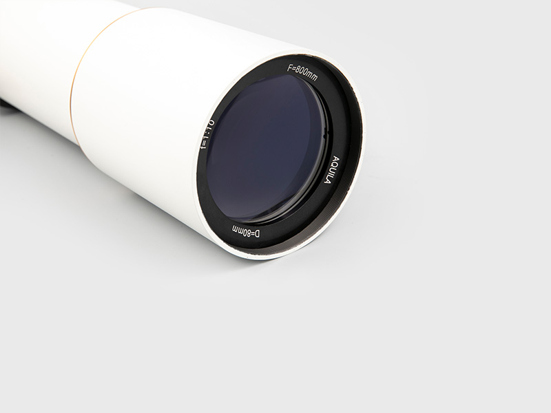 What kind of lenses can be used for telescope and microscope lenses