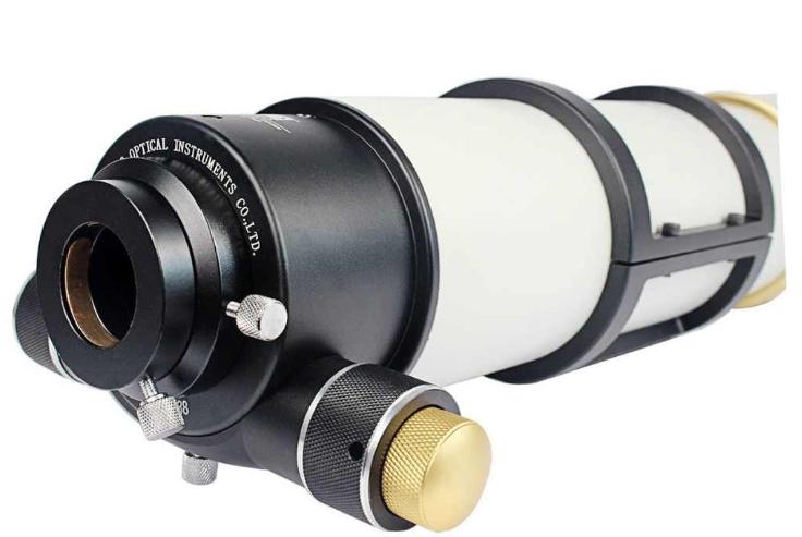 Types of telescope lenses
